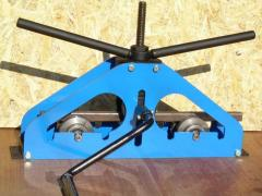 Pipe bender (profilegib) roller manual TRR-1