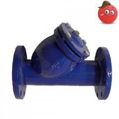 Slotted water filters