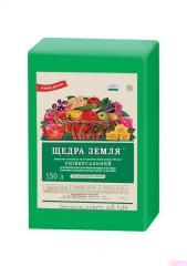ZEMLYA® سخاوتمندانه همه کاره، برای استفاده آماده بستر.