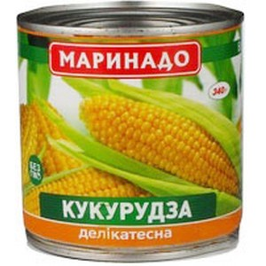 Corn delicate TM of Marinado of 0,425 l