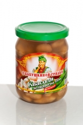 Kvasolya in tomato sous_ 500 g of From a