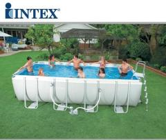 The frame pool of Intex Rectangular Ultra Frame