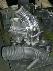 Molds for rubber products