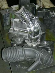 Пресс-формы для резинотехнических изделий