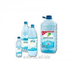 Aguas sin gas