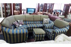 Set of upholstered furniture Bon