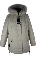 Зимняя куртка Ника беж