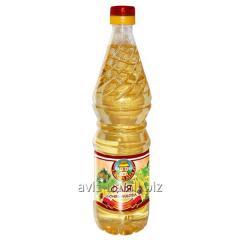 Масло Щедрая хата нерафинированное дезодориро