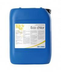 Дезинфектант ЕкоХлор 25 кг