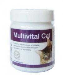 Витамины Дольфос для котов Мультивитал Кэт 90 шт.