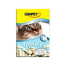 Витамины Джимпет в форме мышей витам.добавка с молоком 190 шт.