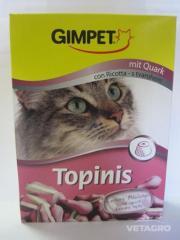 Витамины Джимпет в форме мышей витам.добавка с творогом 190 шт.