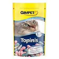 Витамины Джимпет в форме мышей витам.добавка с форелью 190 Таблетк.