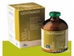 Антибиотик Гентамокс 100мл №10 (100) (HIPRA)