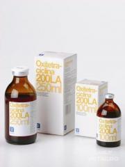 Антибиотик Окситетрациклин 200 ЛА 100мл
