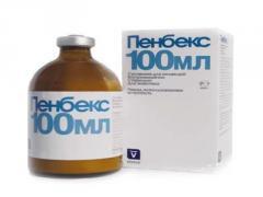 Антибиотик Пенбекс 100мл
