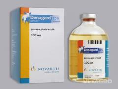 Антибиотик Денагард 10% 100мл №10 (NOVARTIS)