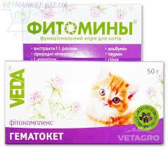 Фитомины ГематоКет №100 таб.