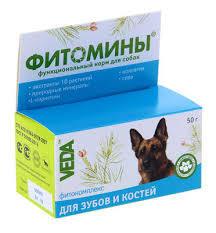 Фитомины для зубов и костей собак №100 таб