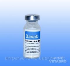 Антибиотик Бензилпенициллин (Пенветин 1000 000 ЕД) №40