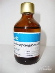 Раствор метронидазола 5% 50мл