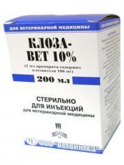 Препарат Клозантел 10% 50мл
