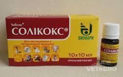 Препарат Соликокс 0,25% 10мл №10 (Биофарм)