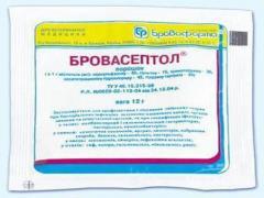 Антибиотик Бровасептол 12г