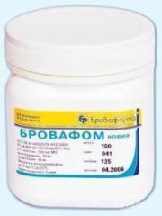 Антибиотик Бровафом (экспортный вариант) 100г