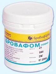 Антибиотик Бровафом новый 20г