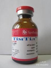 Антибиотик ТимТил 20мл