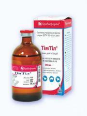 Антибиотик ТимТил 50мл