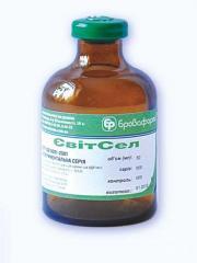 Витамины Е-Селен 50мл (ЕвитСел)