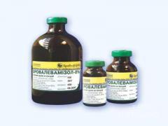 Препарат Бровалевамизол 8% 50мл