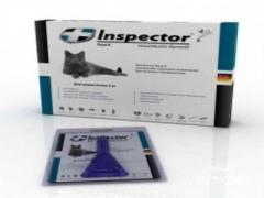 Капли Инспектор для котов более 4кг №4