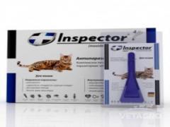 Капли Инспектор для кошек №4