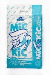 Корм для кошек Мисс Кисс сухой рыба 10кг