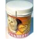 Мультивитамины с мясом д / кот. 90 табл.