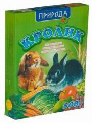 Корм Природа Кролик 500г