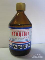Витамины Продевит ин. 100 мл.