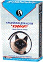 Ошейник Комфорт п/паразитарный для котов