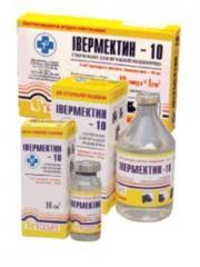 Препарат Ивермектин-10 50мл (Продукт)