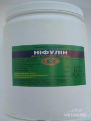 Антибиотик Нифулiн 1кг