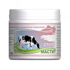 Гель Бишофит Стоп- мастит минеральный питательный 500мл