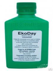 Моющее средство для анализатора молока ЕКОМІЛК щелочной