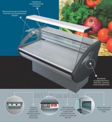 Refrigerating show-window of ROSS