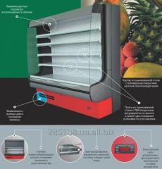 Холодильная горка РОСС Modena 2.0