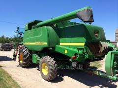 Combine harvester John Deere 9640i WTS b / y