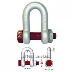 Lifting bracket HFS GER Bmsbolt-nut-forelock