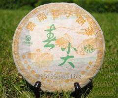 Чай Шен Пуэр Чунь Цзянь Шен Бин «Пу Вэнь» 2006